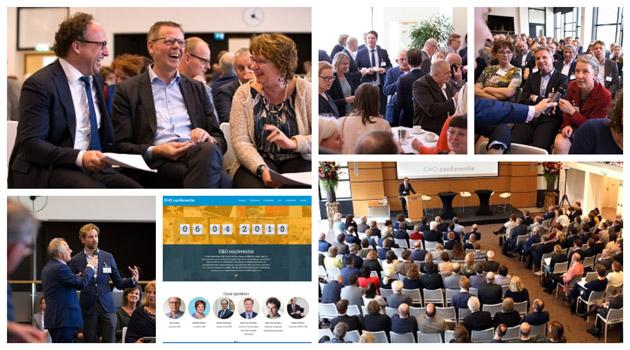 Hendriks Communicatie organiseert OenOconferentie politiek sociale partners concept eventwebsite Fotocredits Dirk Hol