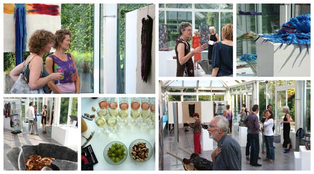 Hendriks Communicatie organiseert publiciteit tentoonstelling vernissage Fotografie Aly Hendriks